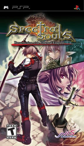 Spectral Souls : Resurrection of the Ethereal Empire sur PSP