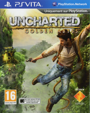 Uncharted : Golden Abyss sur Vita