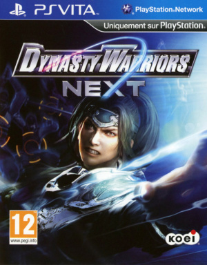 Dynasty Warriors Next sur Vita
