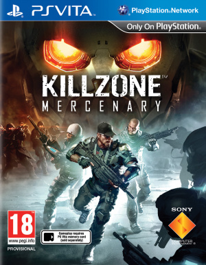 Killzone Mercenary sur Vita