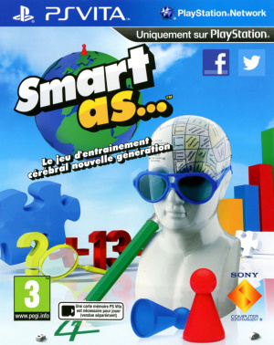 Smart as... sur Vita