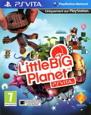 LittleBigPlanet sur Vita