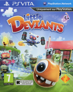 Little Deviants sur Vita