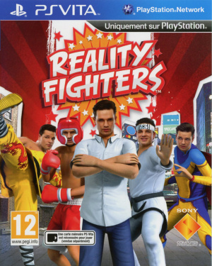 Reality Fighters sur Vita