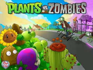 Plantes contre Zombies sur PSP