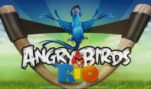 Angry Birds Rio sur iOS