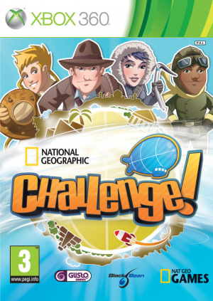 National Geographic Challenge ! sur 360