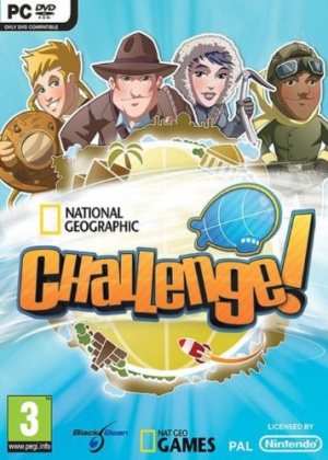 National Geographic Challenge !