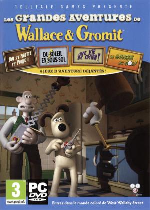 Les Grandes Aventures de Wallace & Gromit