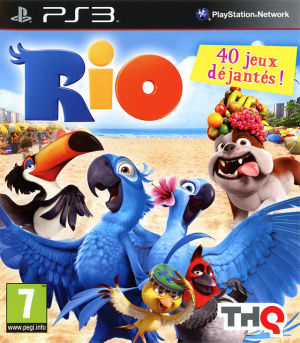 Rio sur PS3