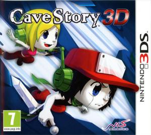Cave Story 3D sur 3DS