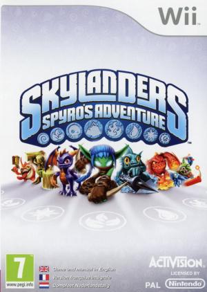 Skylanders : Spyro's Adventure sur Wii