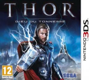 Thor : Dieu du Tonnerre sur 3DS