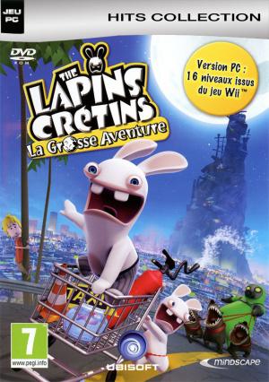 The Lapins Crétins : La Grosse Aventure sur PC