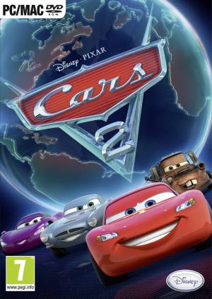 Cars 2 sur PC