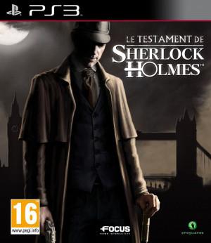 Le Testament de Sherlock Holmes sur PS3