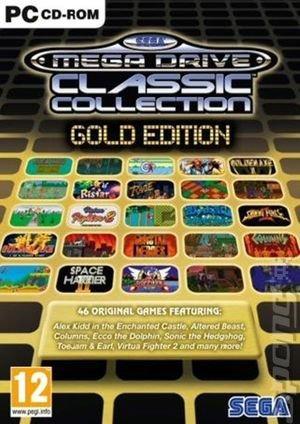 SEGA Mega Drive Classic Collection Gold Edition sur PC