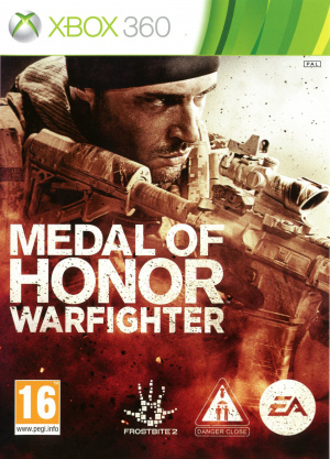 Medal of Honor : Warfighter sur 360