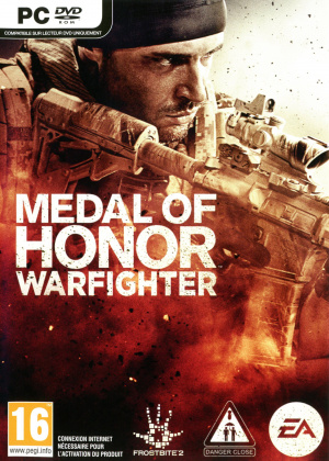 Medal of Honor : Warfighter sur PC
