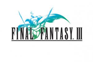 Final Fantasy III sur iOS