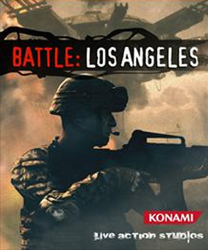 Battle : Los Angeles sur PS3