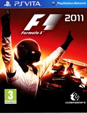 F1 2011 sur Vita