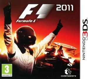 F1 2011 sur 3DS