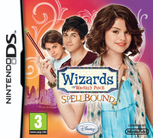 Wizards of Waverly Place : Spellbound sur DS