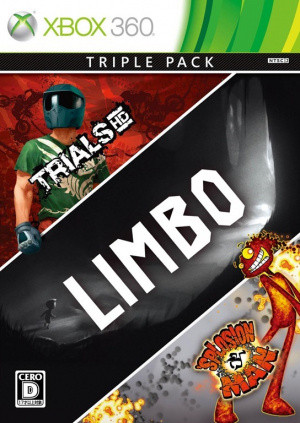 Triple Pack : Trials HD - Limbo - 'Splosion Man sur 360