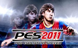 Pro Evolution Soccer 2011 sur Android