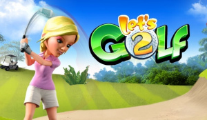 Let's Golf 2 sur Android