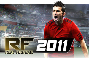Real Football 2011 sur Android