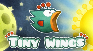Tiny Wings sur iOS