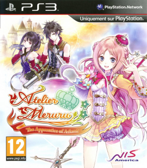 Atelier Meruru : The Apprentice of Arland sur PS3