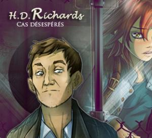 H.D. Richards : Cas Désespérés sur Web