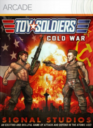 Toy Soldiers : Cold War sur 360