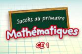 Succès au Primaire : Mathématiques CE 1 sur Wii