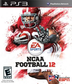 NCAA Football 12 sur PS3