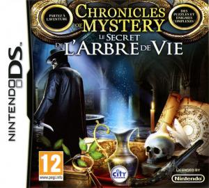 Chronicles of Mystery : L'Arbre de Vie sur DS