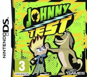 Johnny Test sur DS