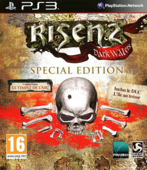 Risen 2 : Dark Waters sur PS3