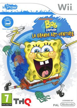 Bob l'Eponge : La Grande Art-venture sur Wii