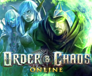 Order & Chaos Online sur iOS