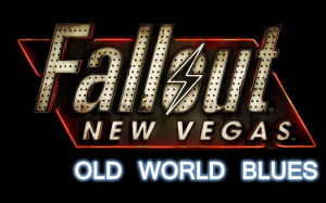 Fallout New Vegas : Old World Blues sur PS3