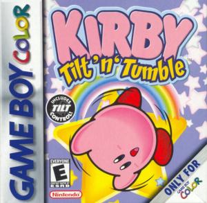 Kirby Tilt 'n' Tumble sur GB
