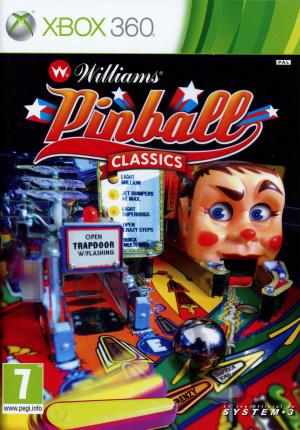 Williams Pinball Classics sur 360