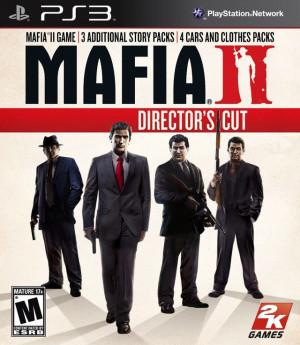 Mafia II : Director's Cut sur PS3