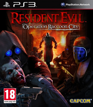 Resident Evil : Operation Raccoon City sur PS3
