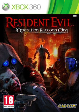 Resident Evil : Operation Raccoon City sur 360