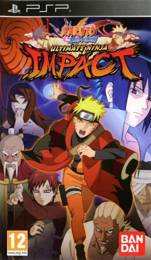 Naruto Shippuden : Ultimate Ninja Impact sur PSP